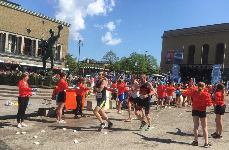 Gothenburg Half Marathon (Göteborgsvarvet) 2018